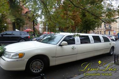 аренда, заказ, прокат лимузин Линкольн (Lincoln)