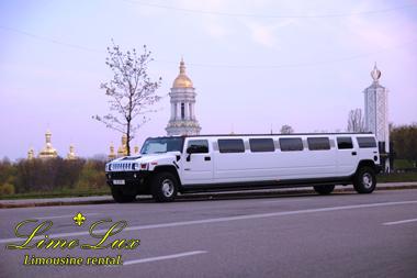 арнеда, прокат, заказ лимузина HUMMER
